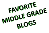 Favorite Middle Grade Blogs