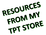 Resources from my TeachersPayTeacher Store