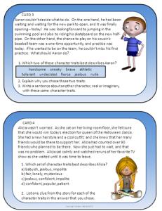 Characterization Kids - Slide 3