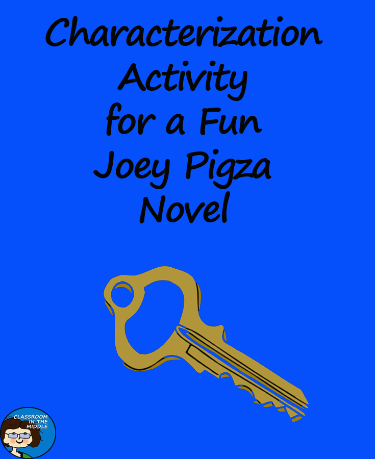 essay on joey pigza swallowed the key