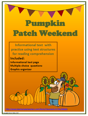 Pumpkin Patch info text