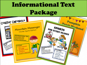 Informational Text Package