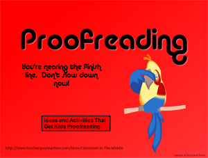 Proofreading ppt