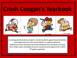 Crash Coogan's Yearbook - FREE