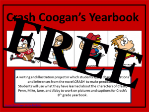 Crash Coogan's Yearbook FREE