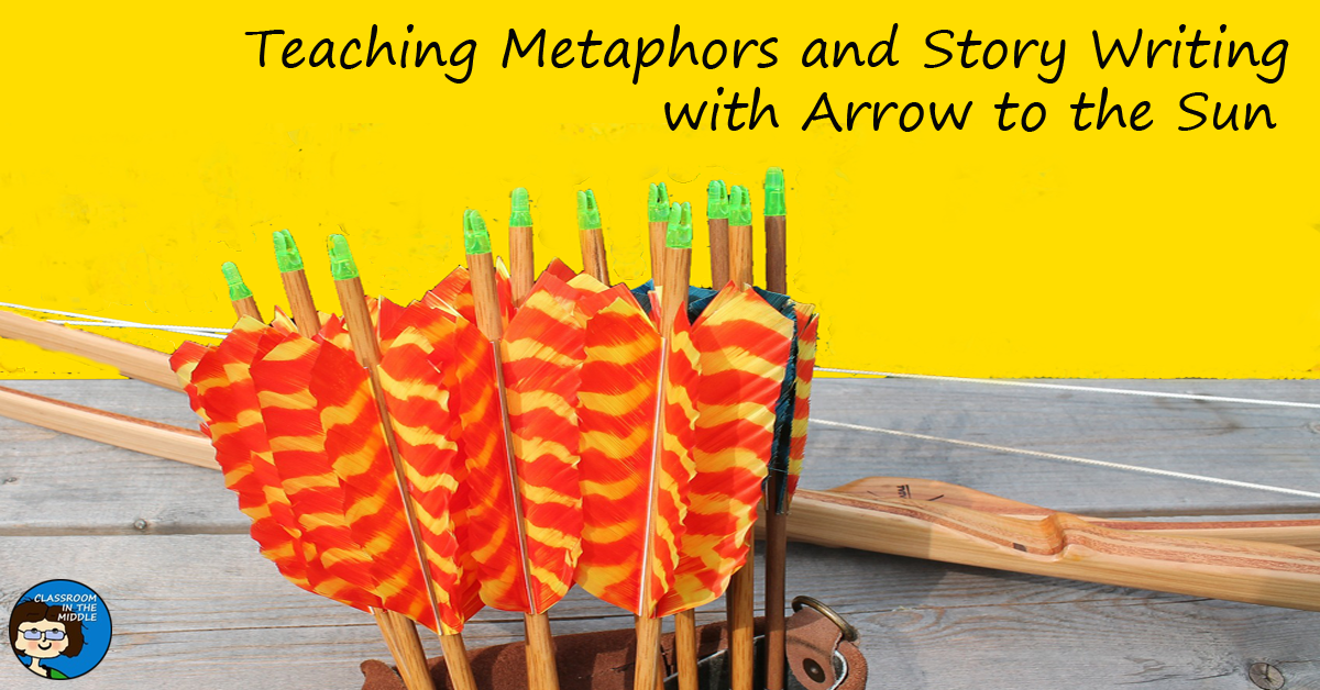 Teaching Metaphors and Story Writing with Arrow fb