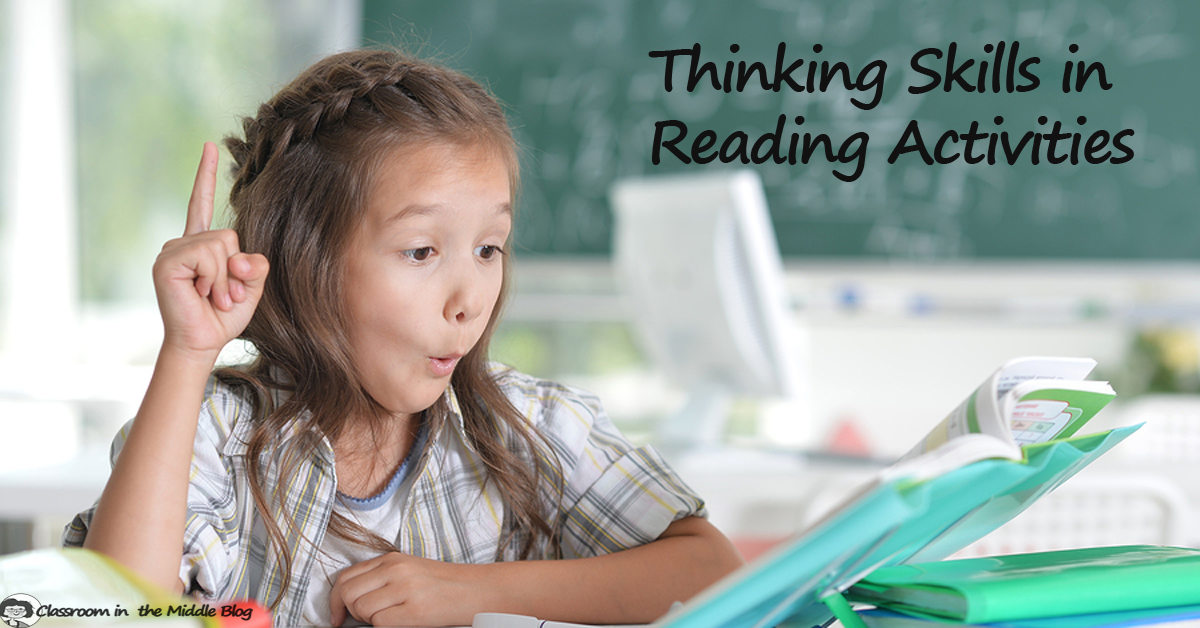 Thinking Skills in Reading Activities