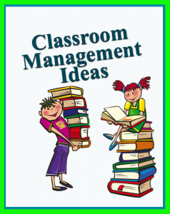 Classroom Management Strategies from Pinterest