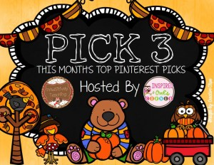 October Pick 3 Main Graphic