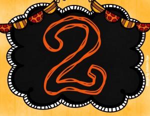 October Pick 3 Number 2