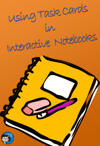 Using Task Cards in Interactive Notebooks