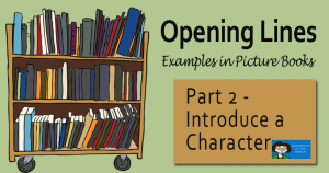 Opening Lines - Picture Books 2fb