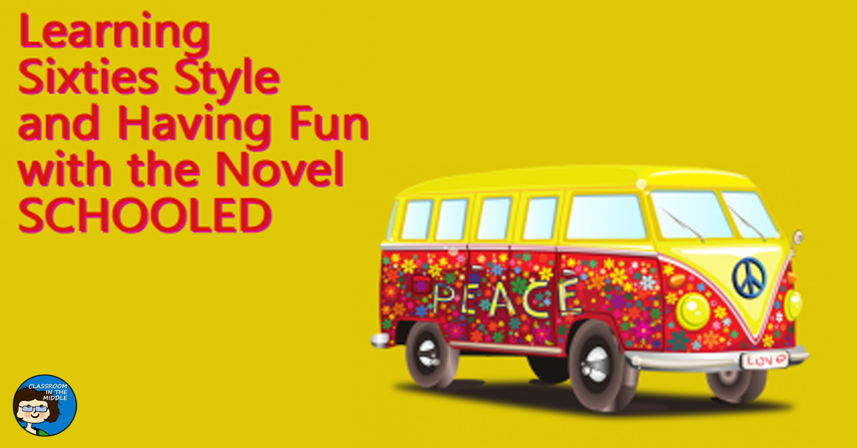 Learning Sixties Style with the Novel Schooled