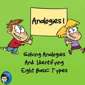 Analogies 1 - Cover
