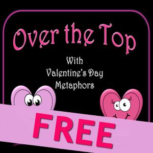 Valentine's Day Metaphors FREE
