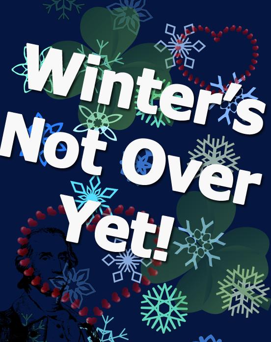 Winter S Not Over Yet