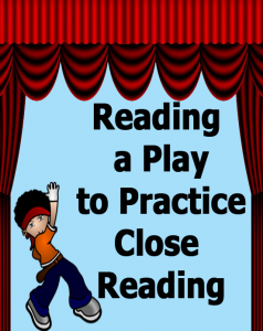 Reading a Play with Close Reading copy