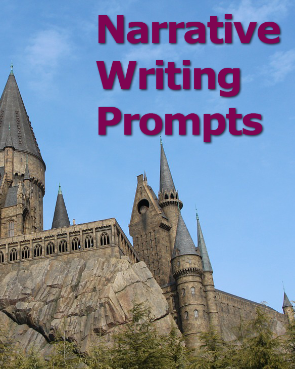 creative narrative writing prompts Free, printable creative writing prompt worksheets for your use at home or in classrooms writing prompts are sorted by grade click now.