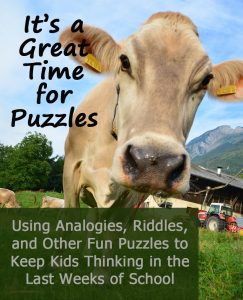 A Great Time for Puzzles