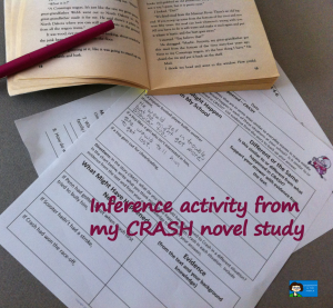 CRASH - Inference Activity