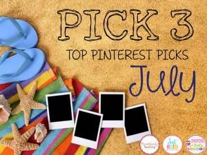 July Pinterest Picks