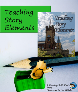 Teaching Story Elements