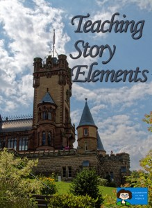 Teaching Story Elements - blog post