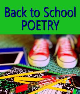 Back to School Poetry - favorite poems