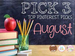 August Pinterest Picks