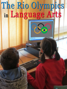 Rio Olympics in Language Arts
