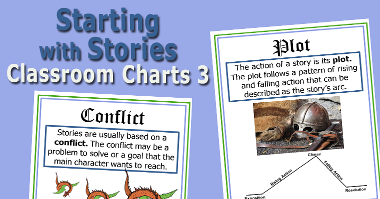 Starting with Stories - MIni Posters 3