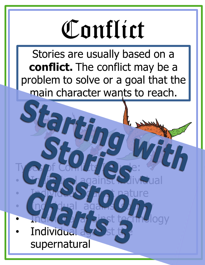 Starting with Stories - mini-posters
