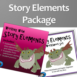 Story Elements Package cover, sq