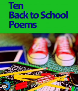 Ten Back to School Poems
