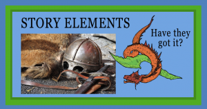 Story elements discussion questions and a freebie