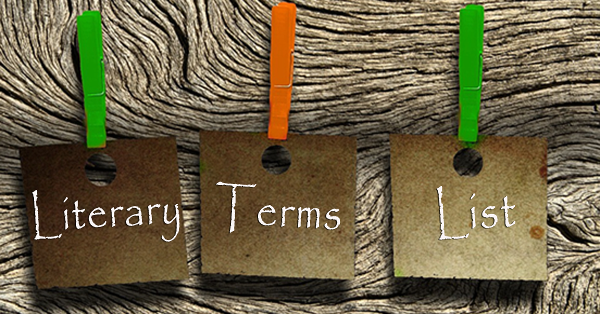Literary Terms List
