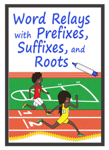 word-relays-with-prefixes-suffixes-and-roots