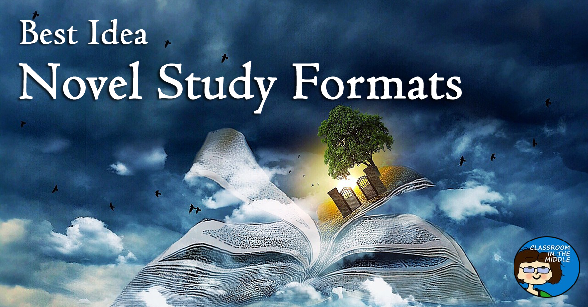 best-idea-novel-study-format