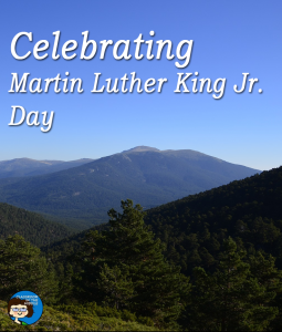 Celebrating Martin Luther King Jr