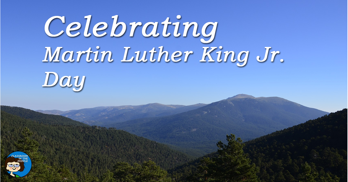Celebrating Martin Luther King Jr Day fb