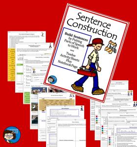 sentence-construction