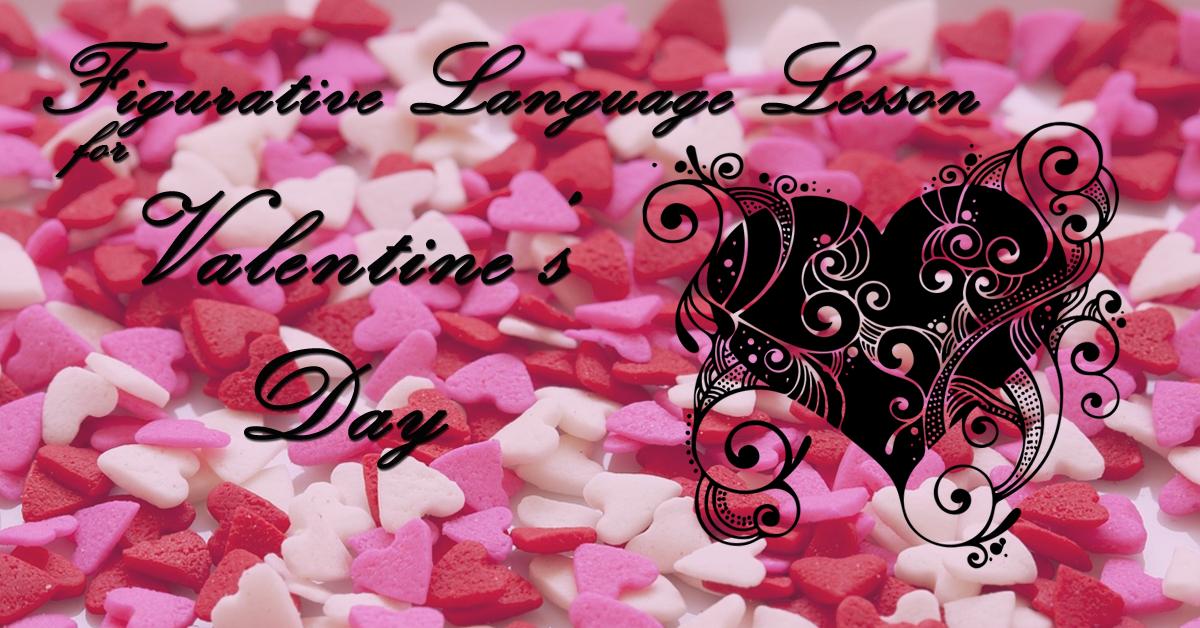 Figurative Language Lesson for Valentine's Day
