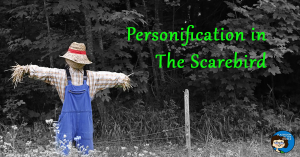 Personification in The Scarebird