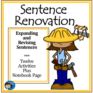Sentence Renovation cover