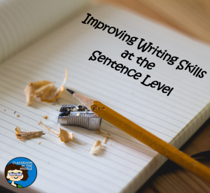 Improving Writing Skills at the Sentence Level