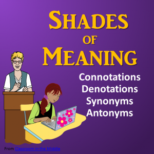 Shades of Meaning ppt