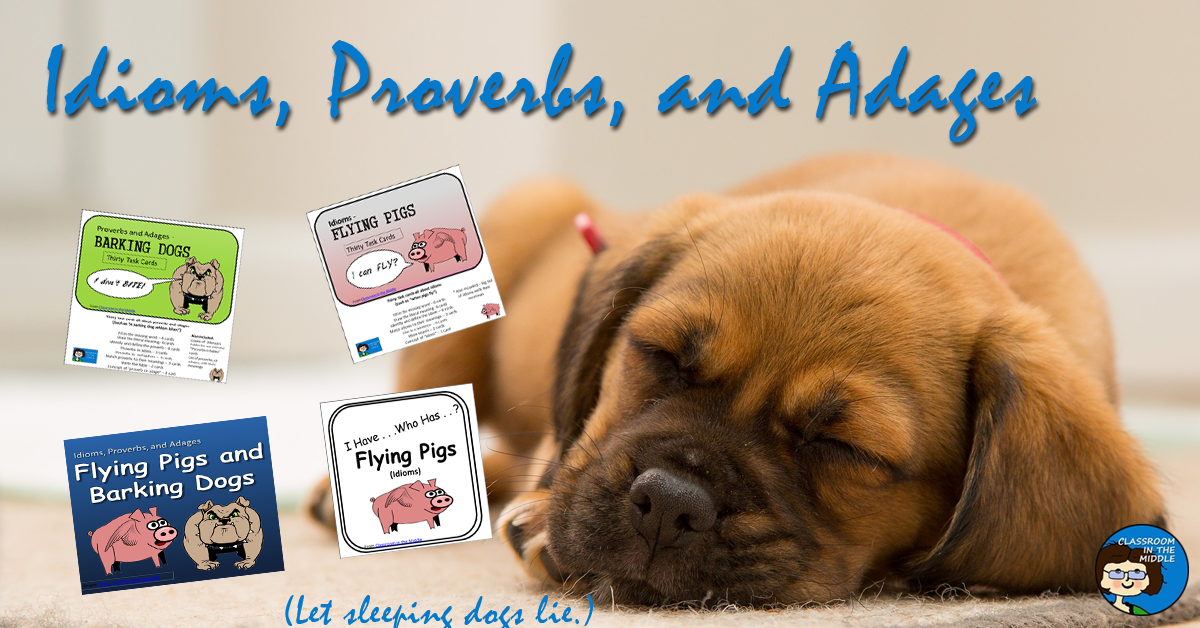 Idioms,Proverbs, and Adages fb