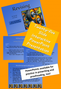 Revising PowerPoint- Pin
