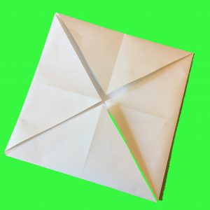 Four Corners Foldable