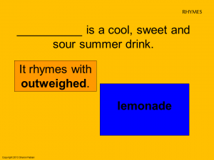 It's Almost Summer Word Puzzles slide 4